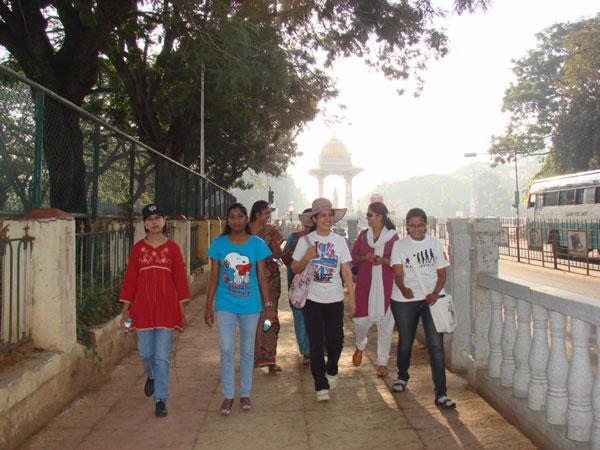 Women's Day celebrated in Mysore