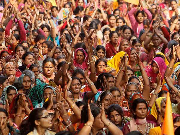 Women's Day celebrated around the globe
