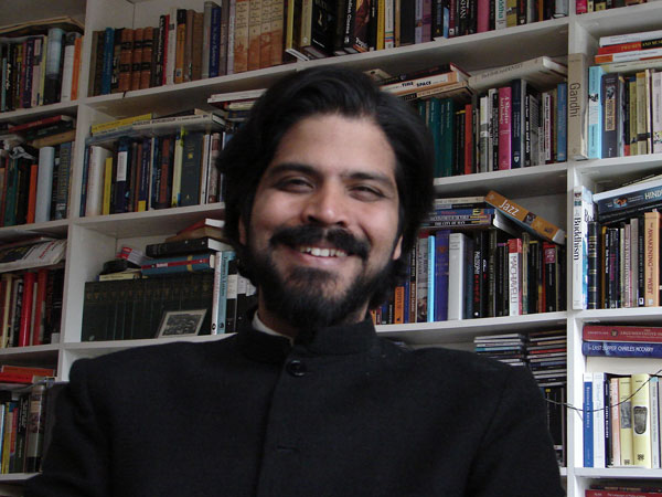 Author Pankaj Mishra wins Yale Literary