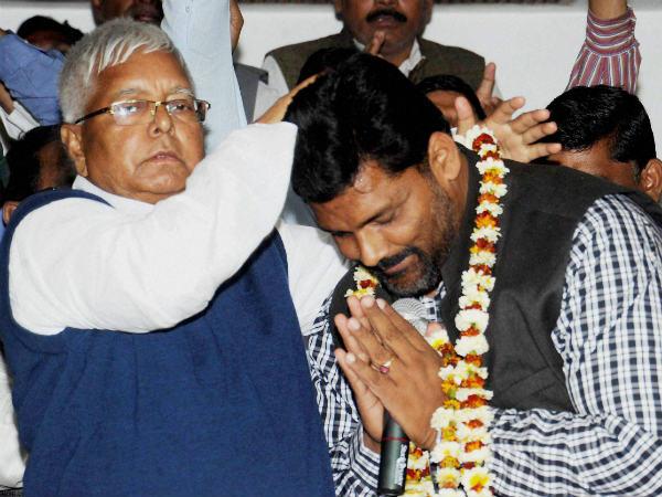 Pappu Yadav joins RJD