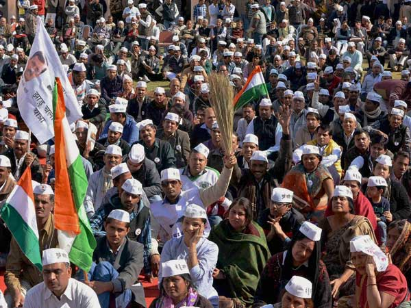 AAP candidate has Rs 12 crore bank debt