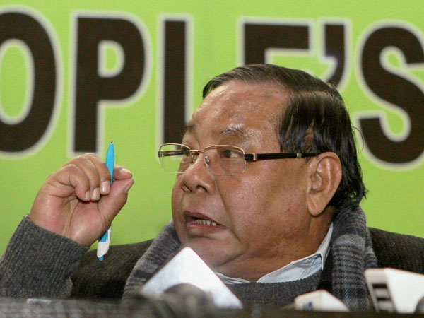 PA Sangma to contest from Tura