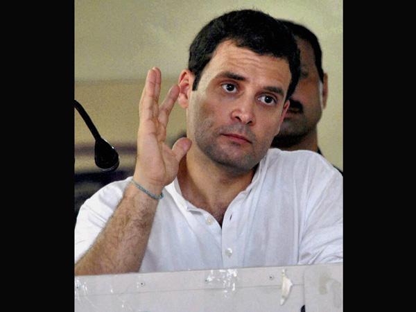 Rahul condemns Maoist attack