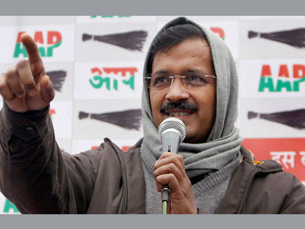 Kejriwal: No Modi wave in the country