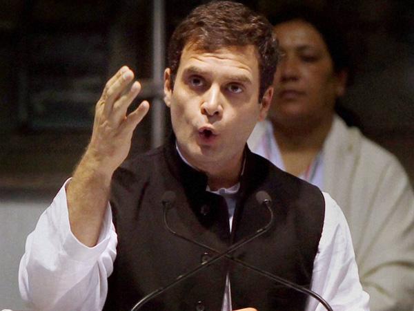 Cong defends Rahul's 'Hitler' jibe