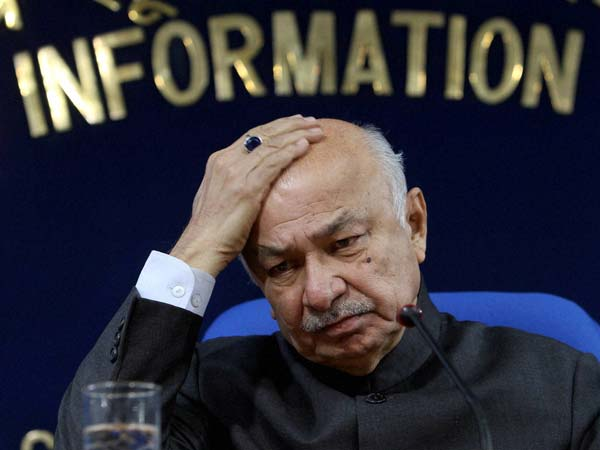 Congress supports Sushilkumar Shinde