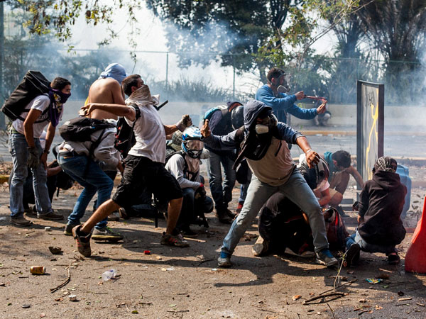 28 dead in Venezuela protests