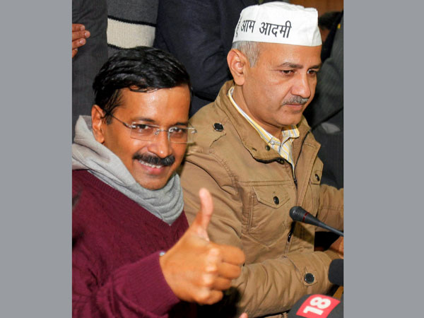 A Delhi Court fines Kejriwal, Sisodia