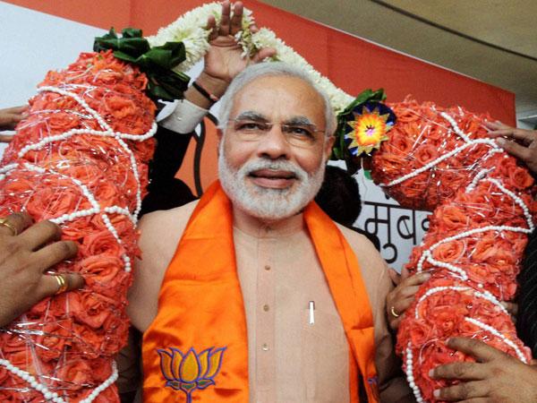 Narendra Modi to contest from Varanasi
