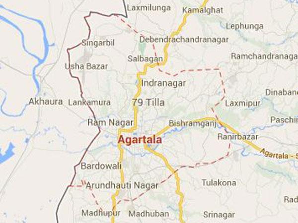EC probing BJP's 'communal party' tag in Tripura school books