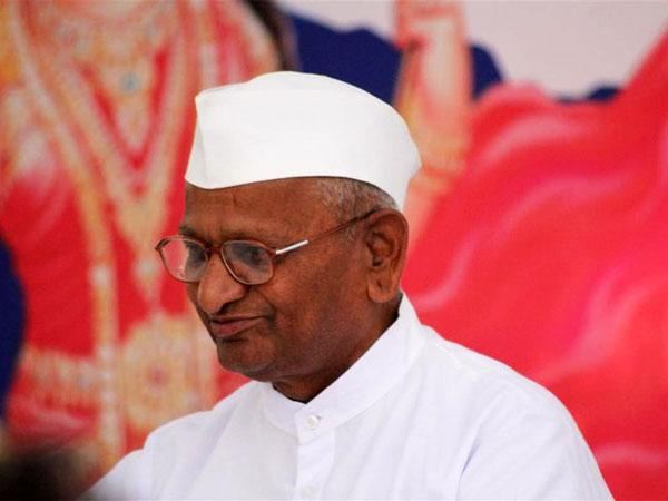Use NOTA button if there is no right candidate: Hazare
