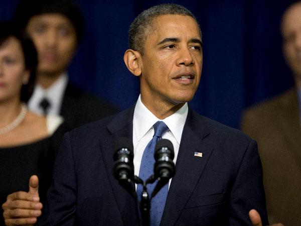 Barack Obama warns Putin