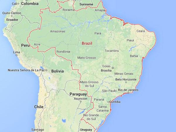 Brazil experiences worst drought