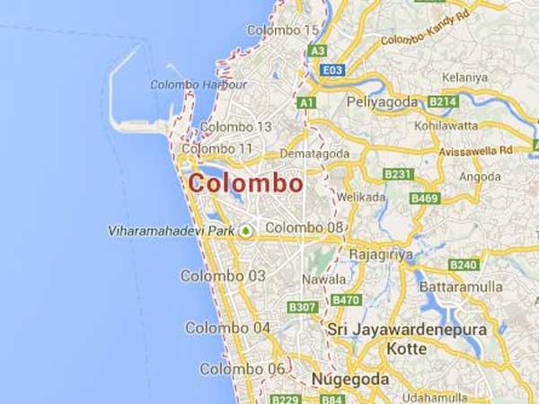 Sri Lanka arrests two human rights activists