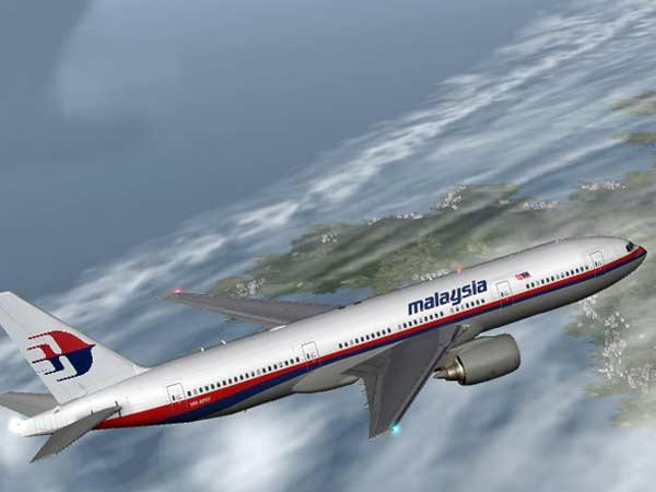 Search for missing Malaysian airliner remains futile