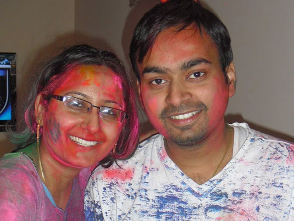 Holi celebration across the country