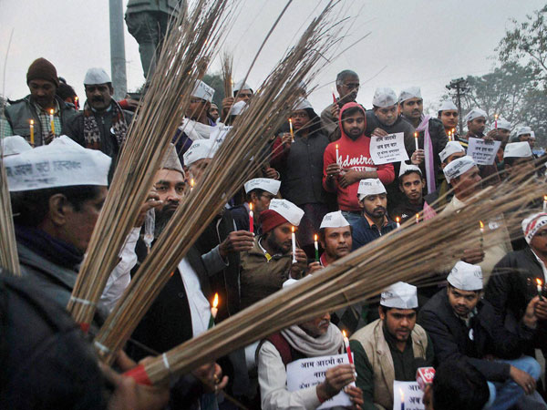 AAP releases seventh list for LS Polls