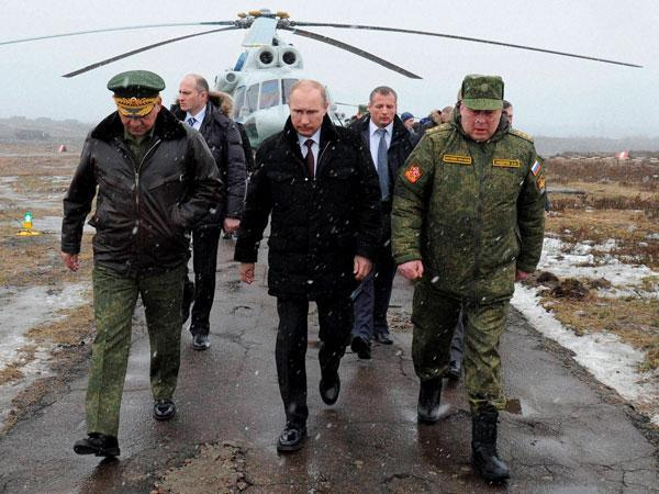 After action on Crimea merger, Putin calls up Indian PM