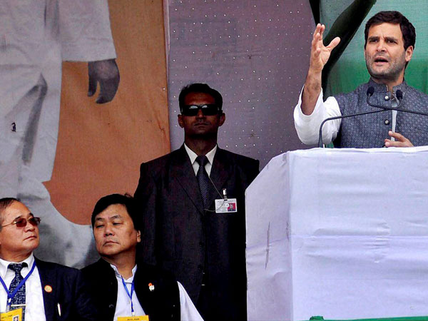 Rahul to settle in Arunachal
