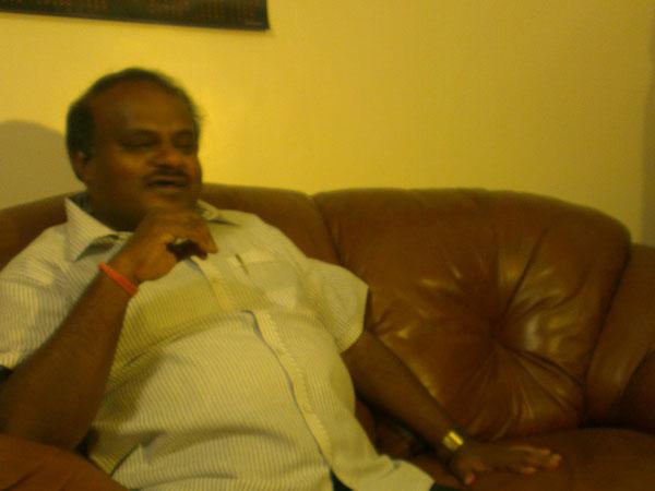 Interview: JD(S) kingpin HD Kumaraswamy