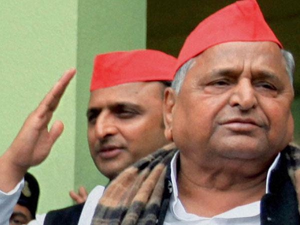 SP jubiliant on Mulayam's Azamgarh seat