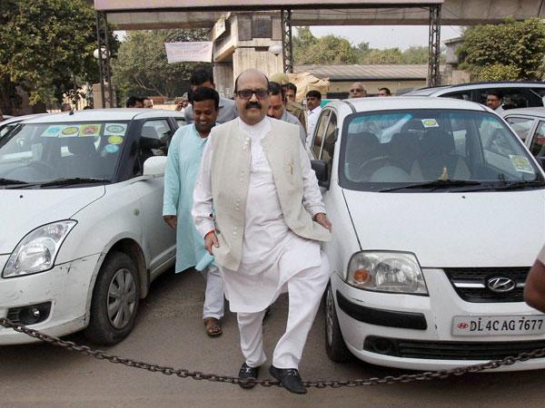 Amar Singh may campaign for Mulayam