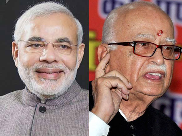 Advani-Modi