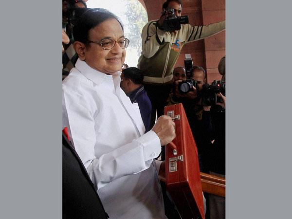BJP slams Chidambaram