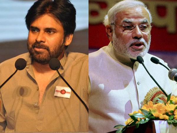 Pawan Kalyan to meet Narendra Modi