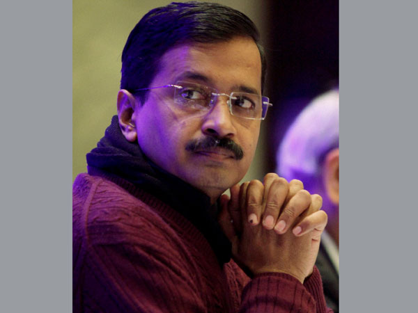 Kejriwal: Congress is finished