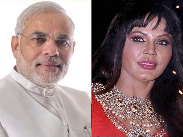 Rakhi Sawant's 'admiration' for Narendra Modi