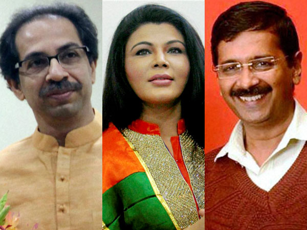 WhenUddhav Thackeray compared Rakhi Sawant with Arvind Kejriwal