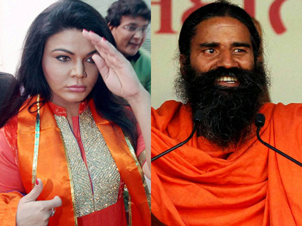 When Rakhi Sawant proposed 'hot' Baba Ramdev