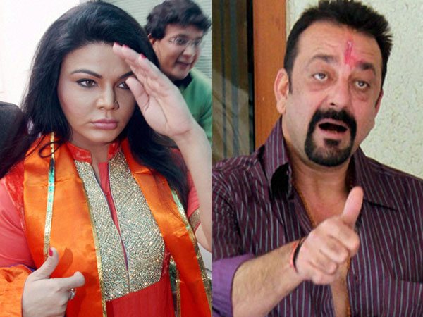 "Rakhi shows her ""heart of gold"" for Sanjay Dutt"