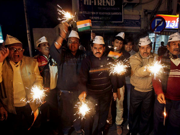 Musical support for AAP