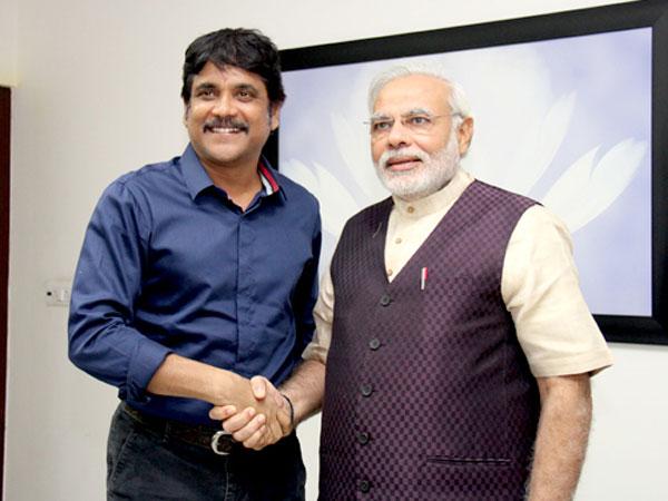 Nagarjuna to meet Narendra Modi