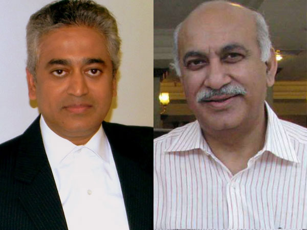 Sardesai's terrible question to MJ Akbar