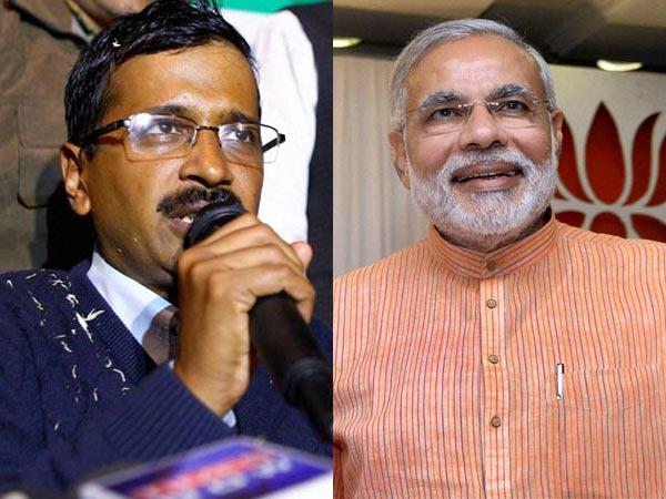 Kejriwal responds to Modi for AK-49 jibe