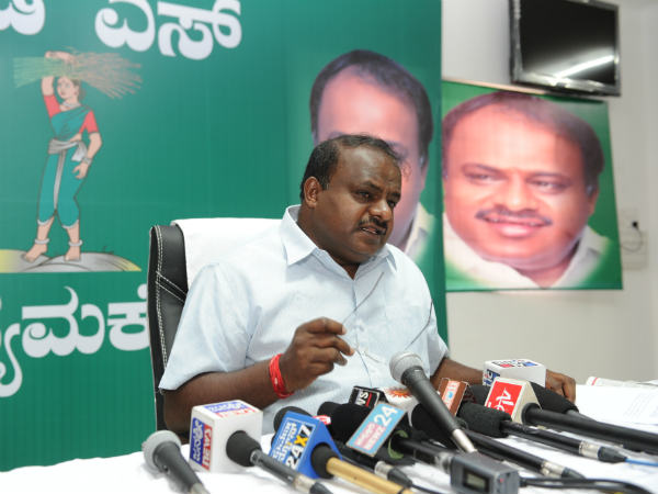 Kumaraswamy's assets at about Rs 150 cr