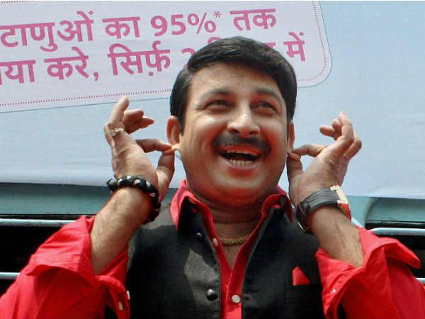 Manoj Tiwari to commit to politics