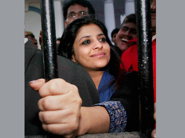 Shazia Ilmi's has assets over Rs 4.42 cr