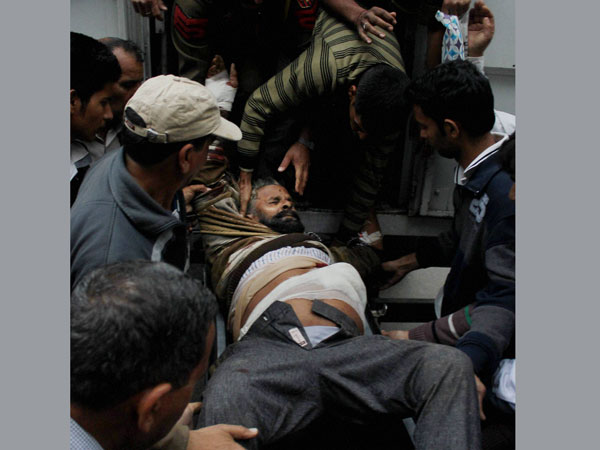Jammu attack: terrorists intercepted