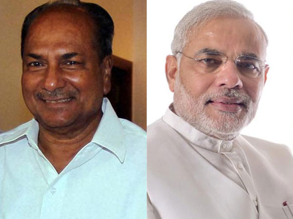 Now, Antony resents Modi's 3 AK remark