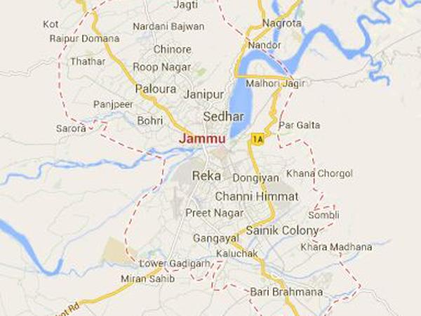 IED detected outside Army camp