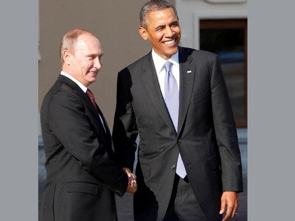Putin, Obama discuss Ukrainian crisis