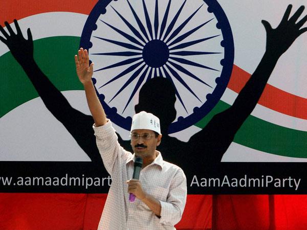 AAP leader Kejriwal