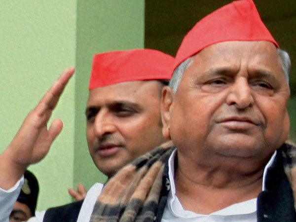 SP jubiliant on Mulayam's Azamgarh seat