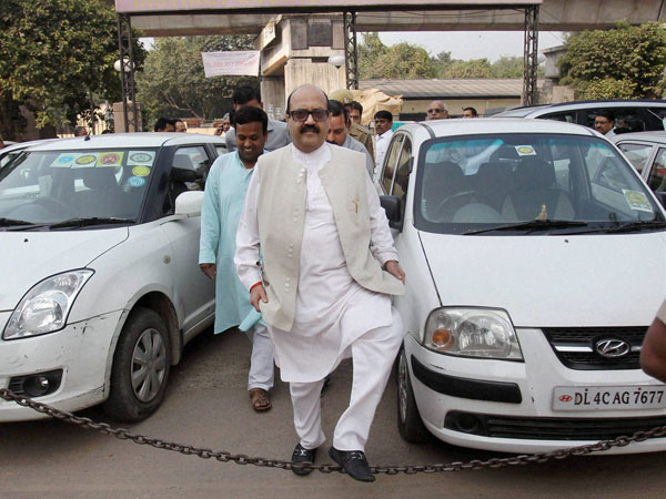 Amar Singh may campaign for Mulayam