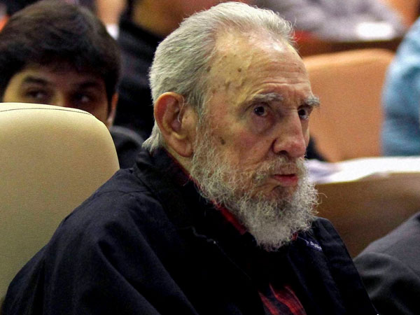 Castro publishes Chavez's transcripts