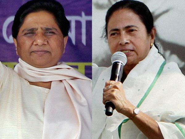 Mayawati takes indirect dig at Mamata